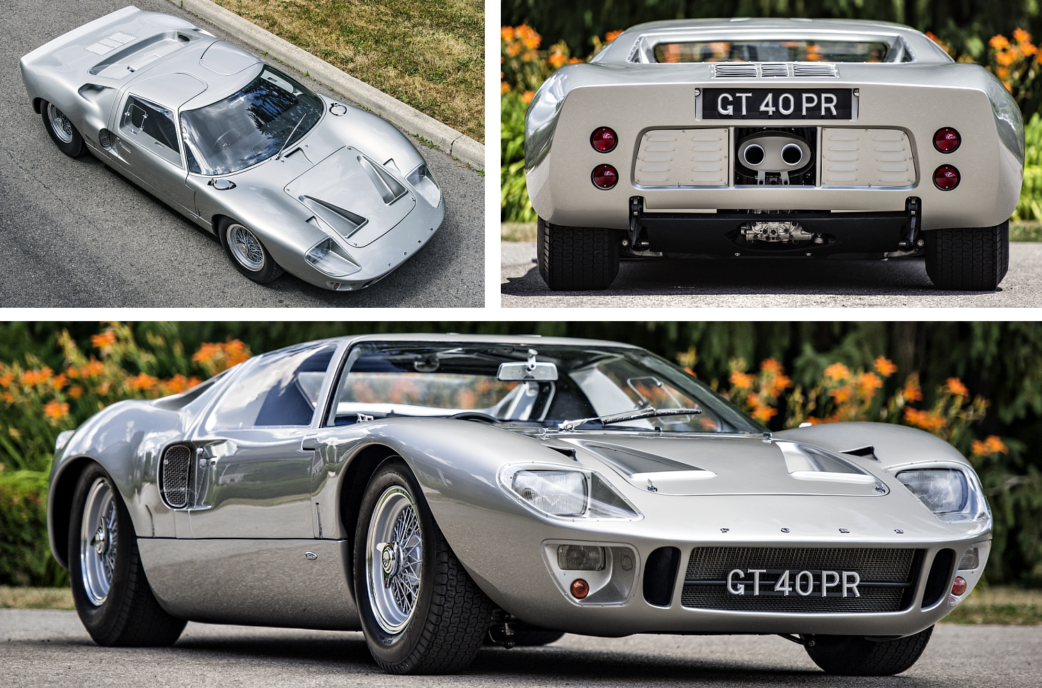 Forty Six Years Plus A Near Four Year Restoration Later P  Emerged In The Same Show Condition It Left The Factory In
