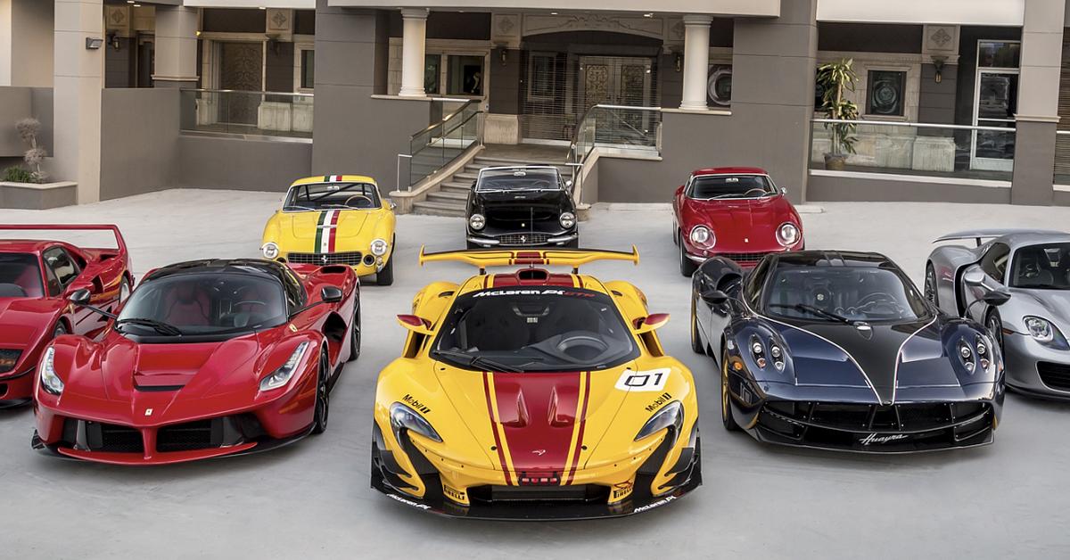 Ferrari Passion David Sk Lee